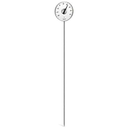 blomus 65242 garden thermometer stainless steel acrylic. Black Bedroom Furniture Sets. Home Design Ideas